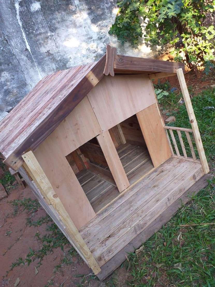 Casa para perros - 0