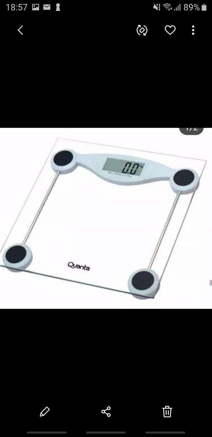 Balanza digital quanta - 0