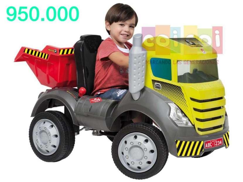 Tractor y camión tumba - 0