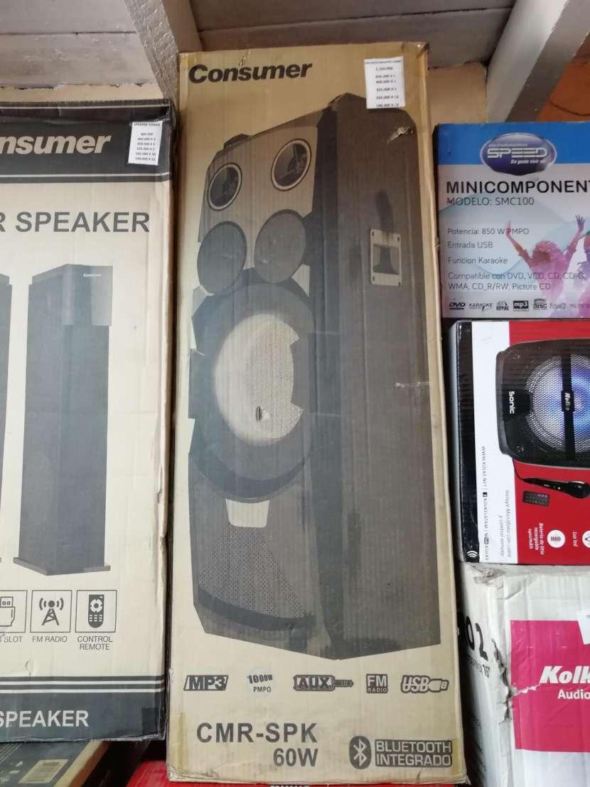 Parlante Consumer CMR-SPK 1000W - 0