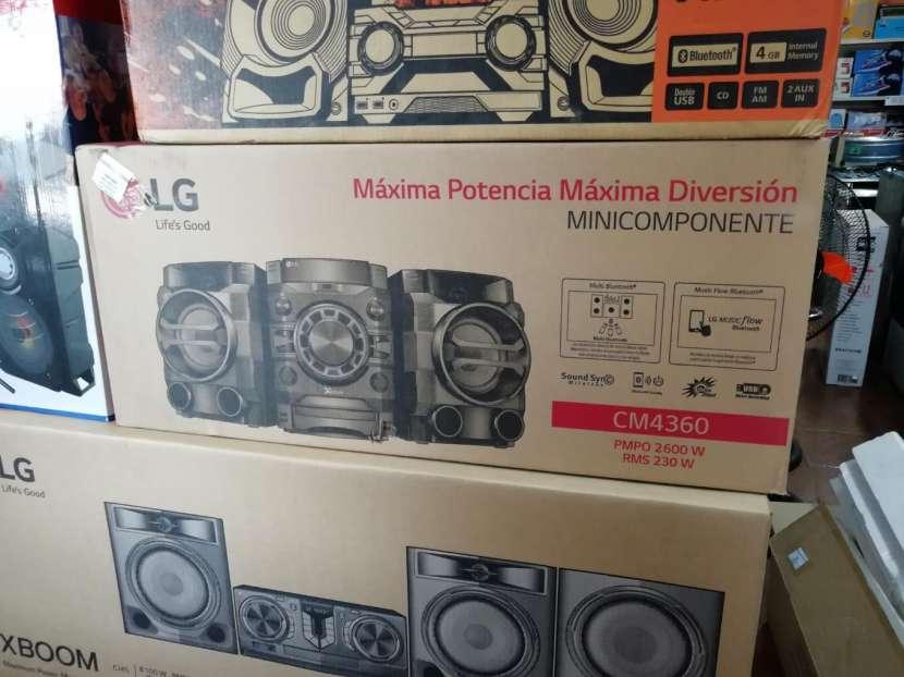 Minicomponente LG CM4360 2600W - 0