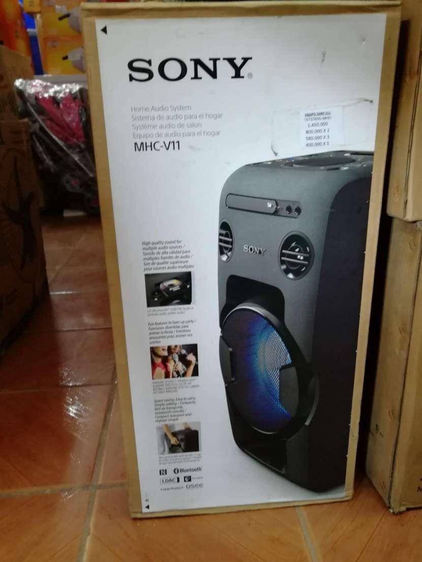 Minicomponente Sony V-11 5170W - 0