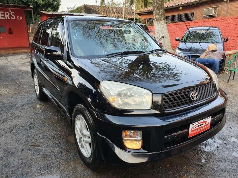 Toyota RAV4 2001 - 1
