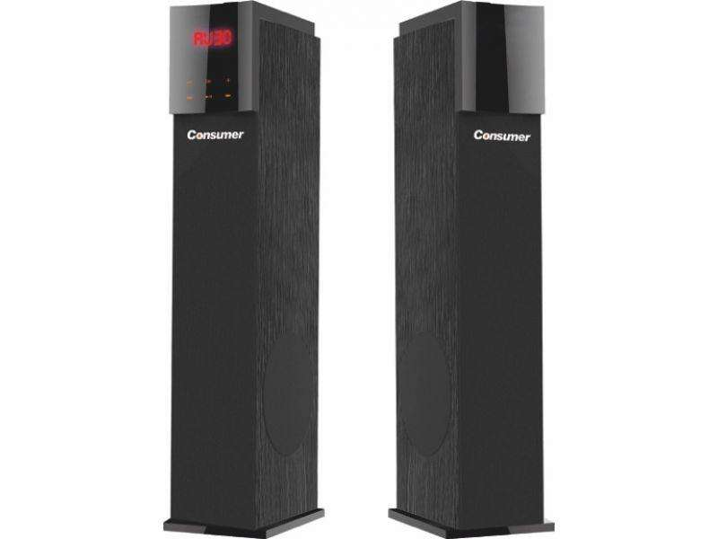 Parlante Consumer Tower Speaker 2000W - 1