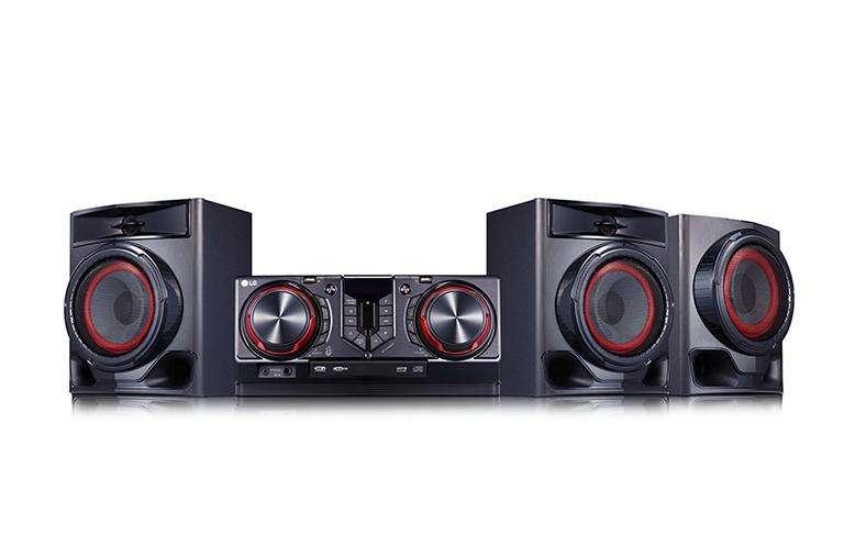 Equipo de sonido LG 8100W - 1