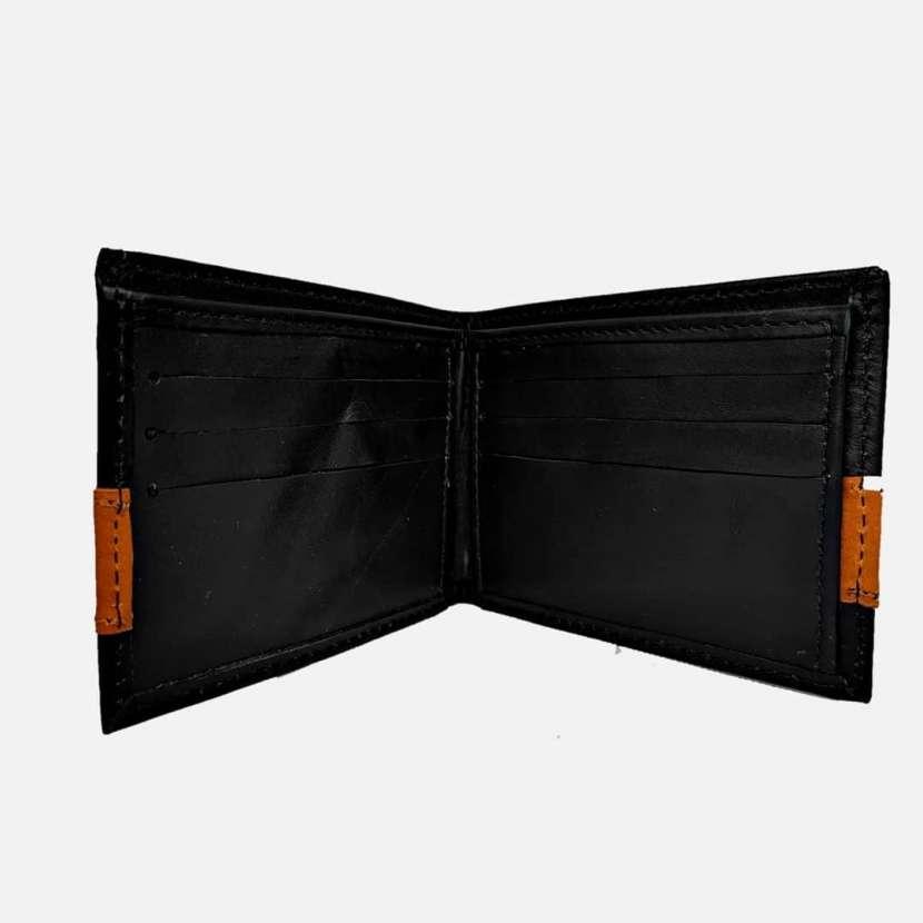 Billetera de cuero para caballeros - 1