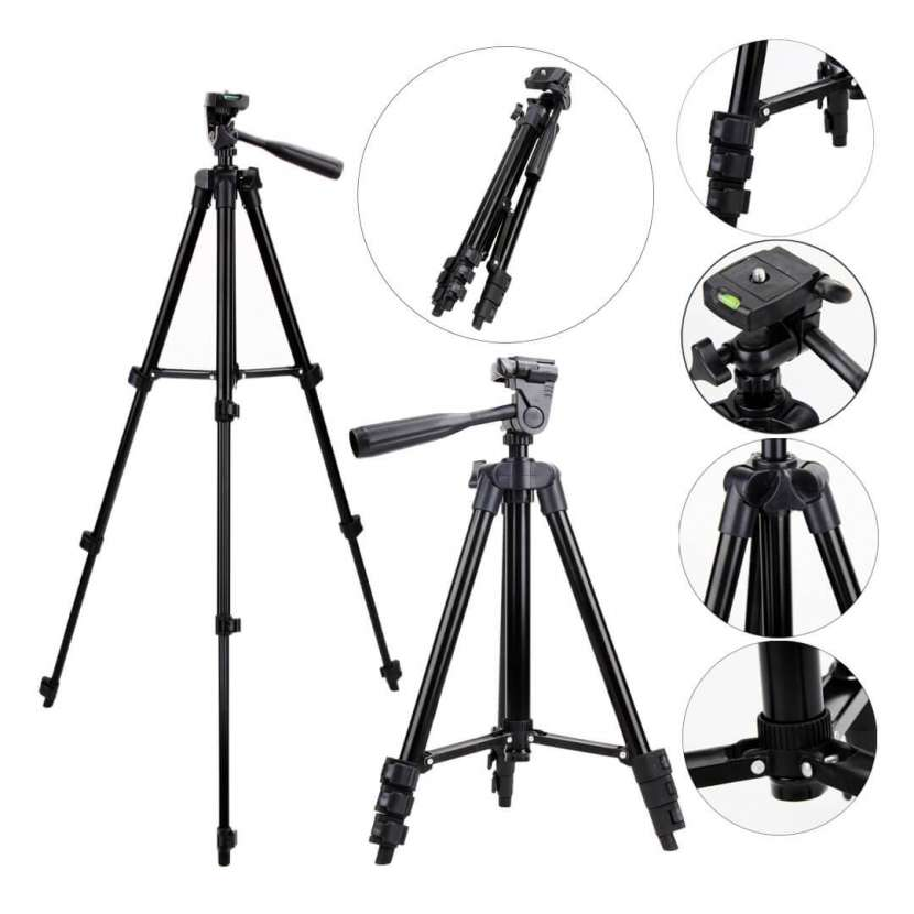 Trípode para celular y cámara - 1