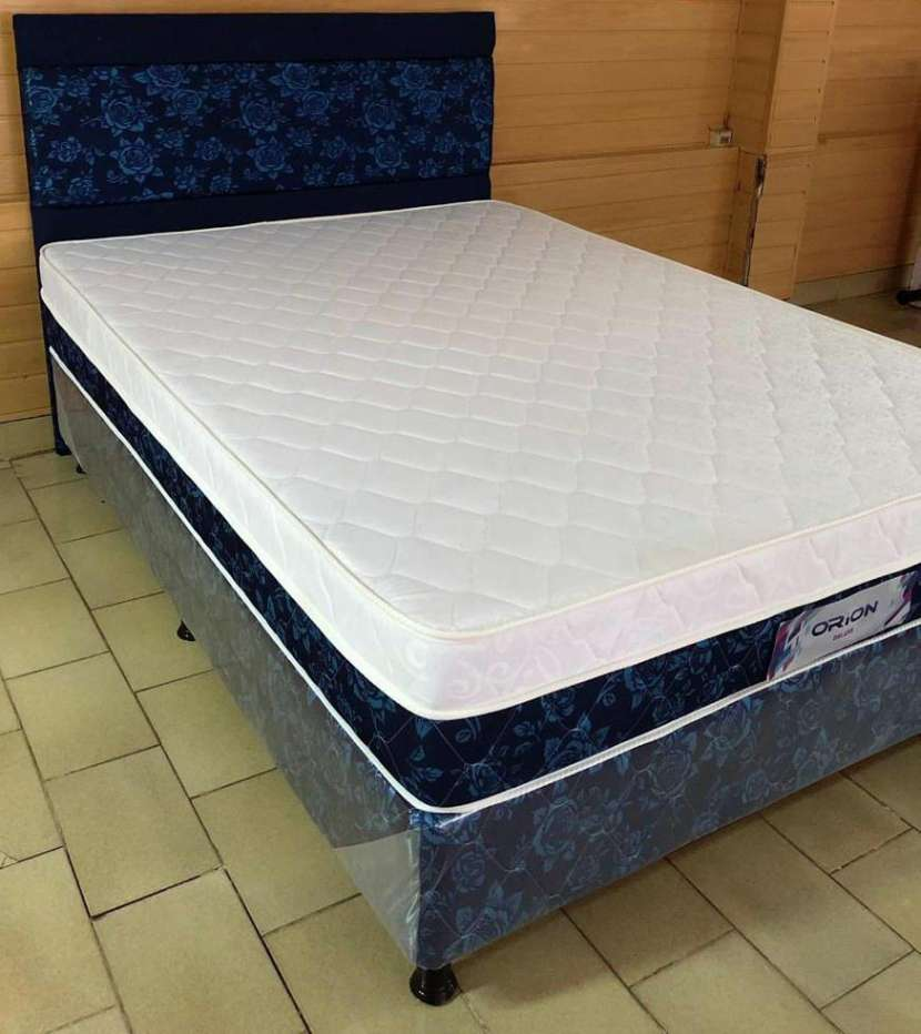 Sommier Deluxe Pillow Top - 1