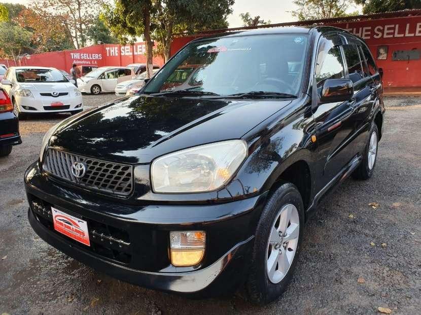 Toyota RAV4 2001 - 2
