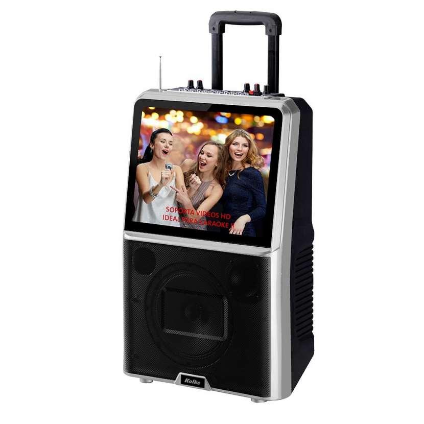 Parlante Karaoke PRO 3 con pantalla 15