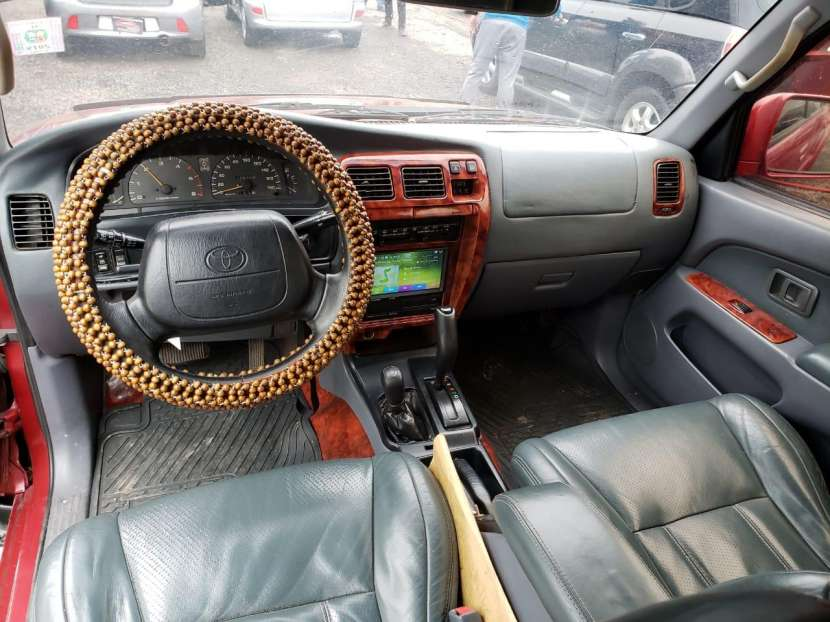 Toyota Hilux Surf 1998 - 8