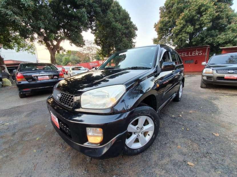 Toyota RAV4 2001 - 8