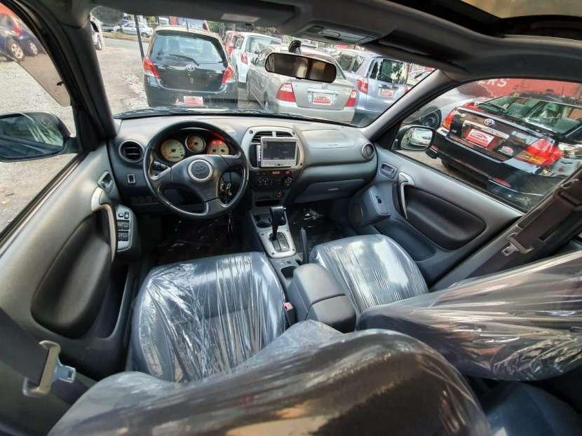 Toyota RAV4 2001 - 9