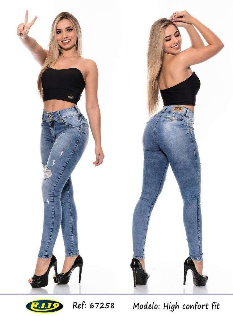 Jeans para damas - 9