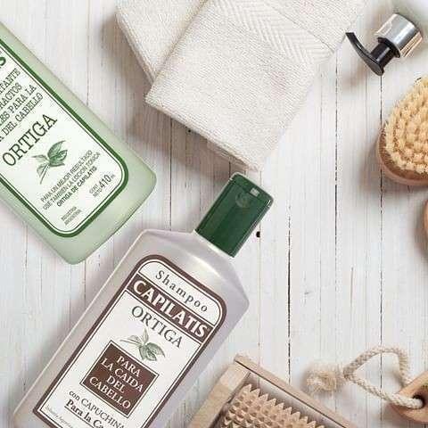 Shampoo para la caida del cabello Capilatis - 0