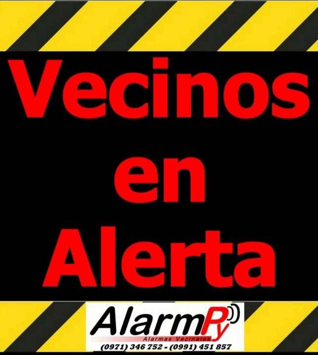 Alarmas vecinales Paraguay - 4