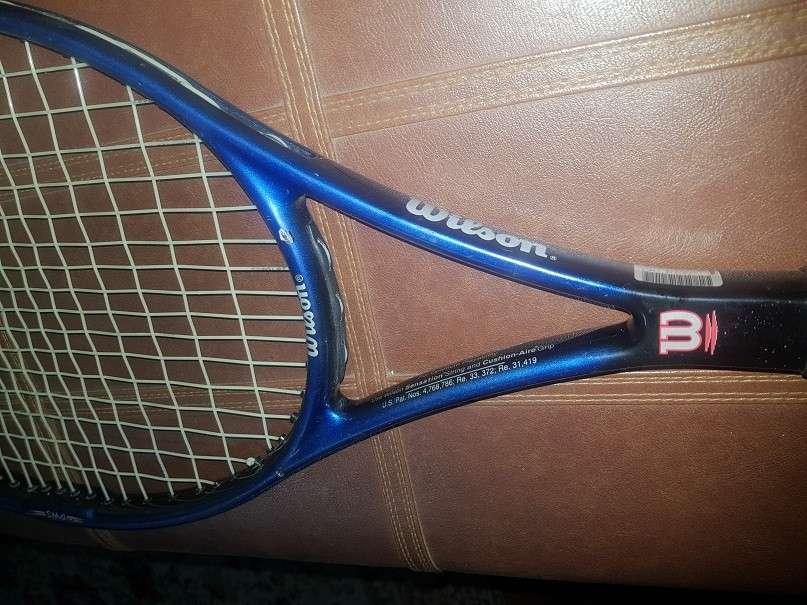 Raquetas de tenis Marca Prince y Wilson Oferta - 6