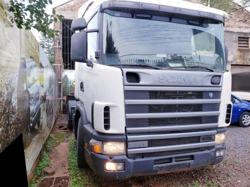 Scania 144 - 460. año 2.000. impecable. - 3