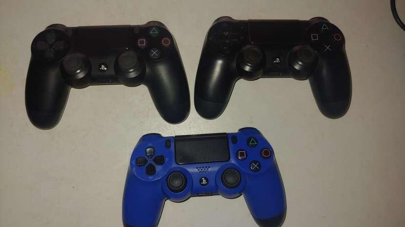 Controles de PS4 - 0