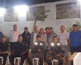 Alarmas vecinales Paraguay