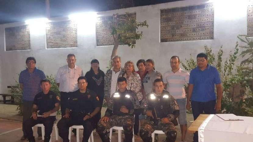 Alarmas vecinales Paraguay - 0