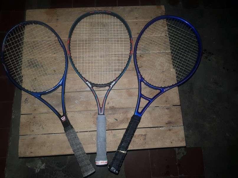 Raquetas de tenis Marca Prince y Wilson Oferta - 0