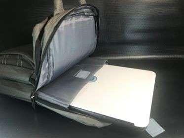 Mochila para notebook con usb - 1