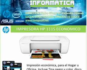 Impresora Hp 1115 económica