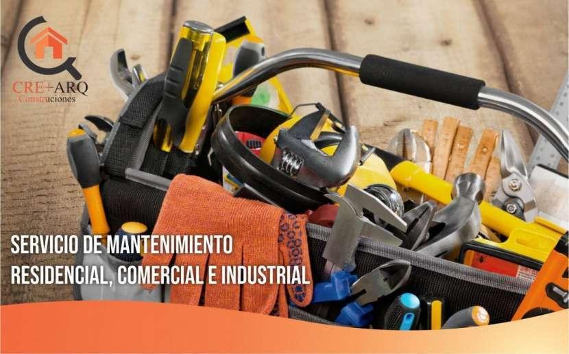 Mantenimiento Residencial Comercial e Industrial - 0