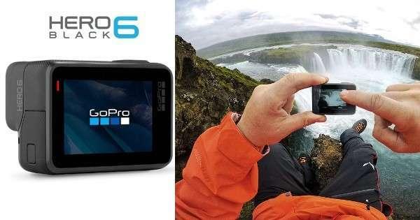 GoPro Hero 6 Black - 0