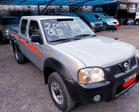 Nissan frontier 2.007. qd32. 4x4. mecánico.