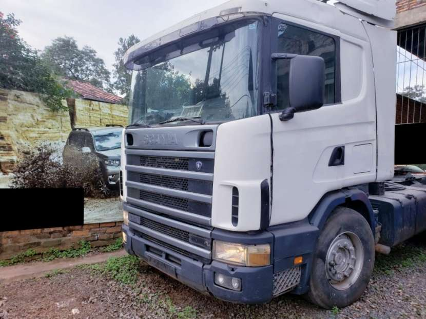 Scania 144 - 460. año 2.000. impecable. - 1