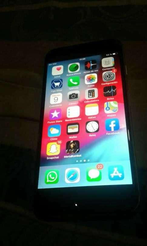 iPhone 6 de 16 gb - 2
