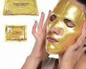 Mascarilla facial de oro Bio Colágeno