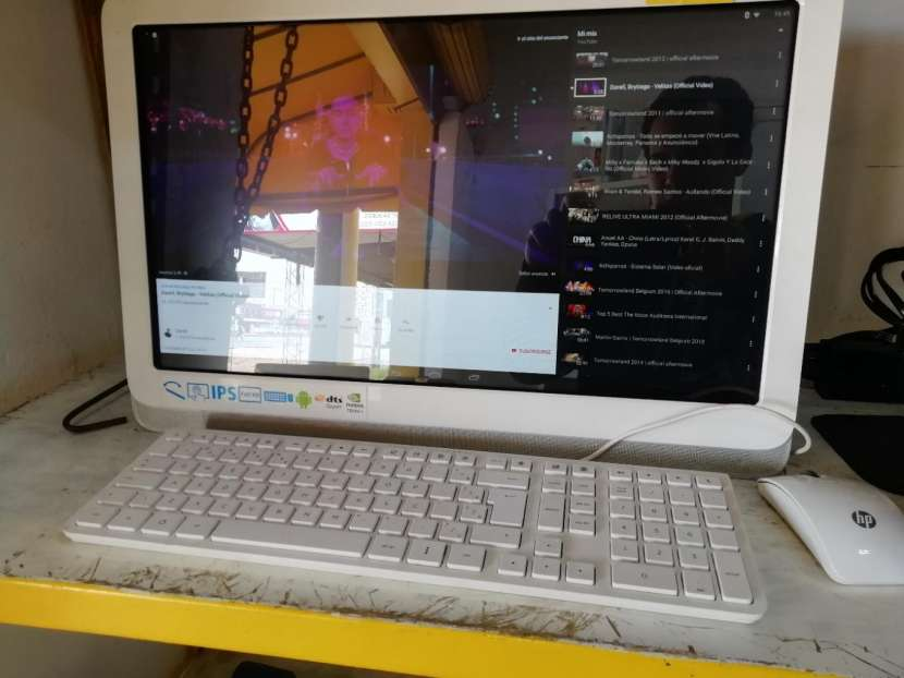 Tablet HP - 0
