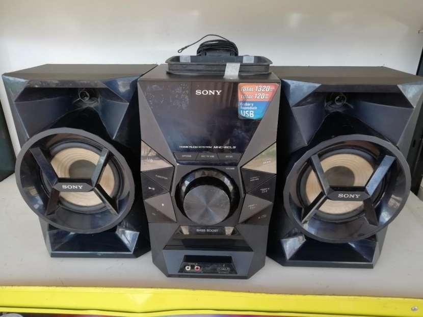Minicomponente Sony - 0
