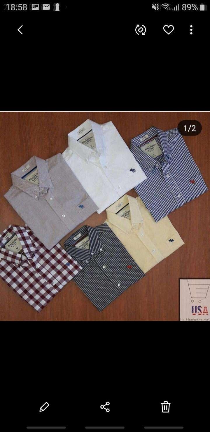 Camisas traídas de USA - 4