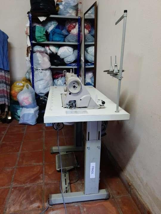 Máquina industrial Recta - 2