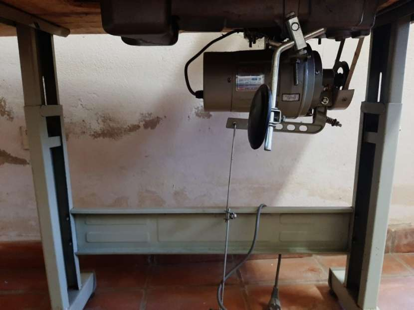 Máquina industrial Recta - 4