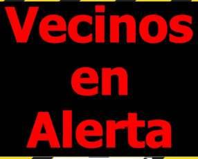 Alarmas vecinales