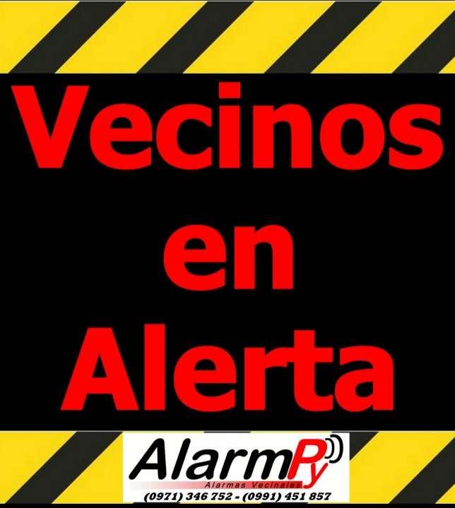 Alarmas vecinales - 0