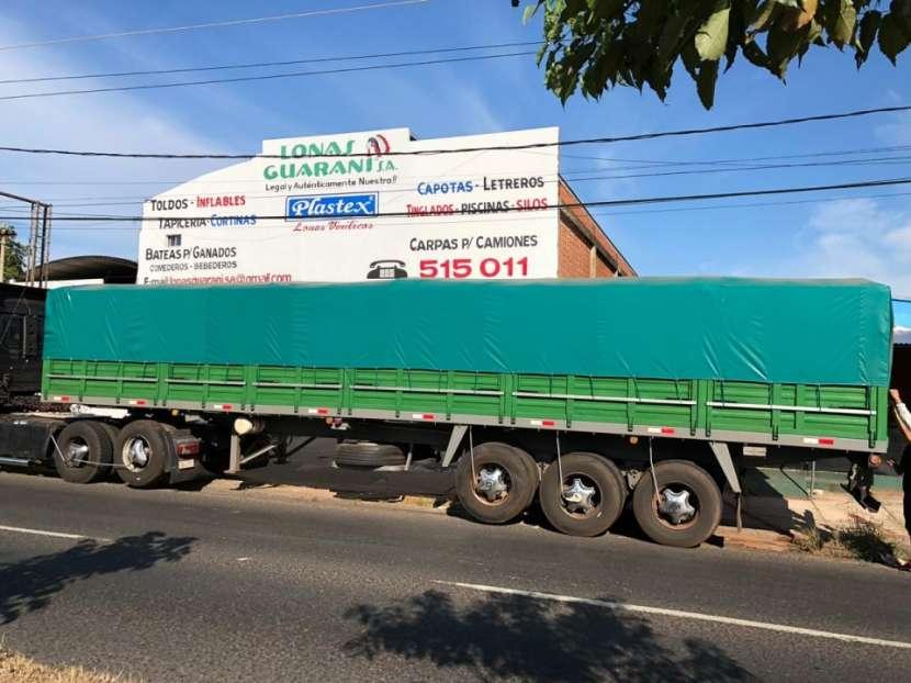 Carpas para camión - 1
