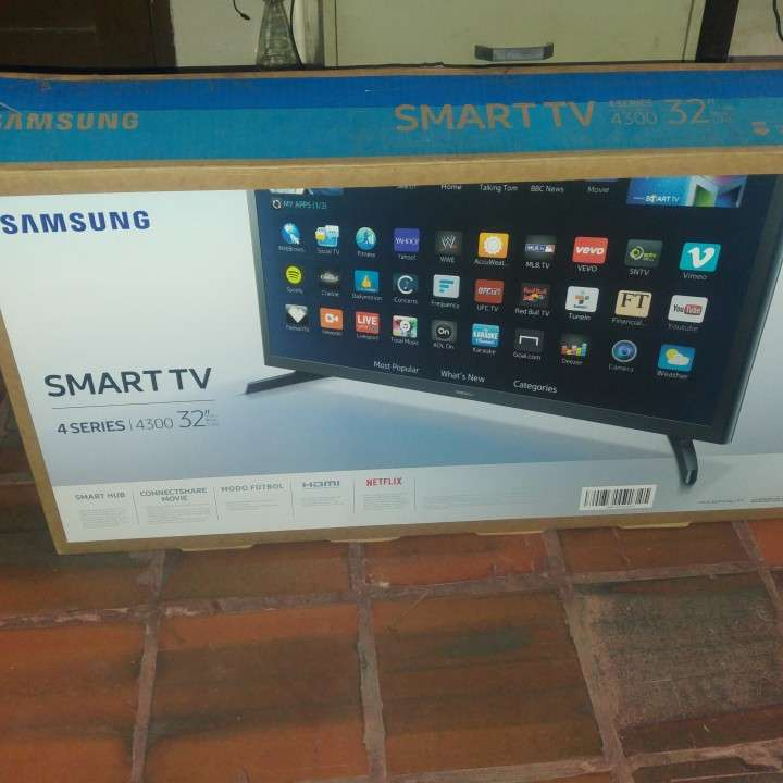 TV SAMSUNG SMART - 1