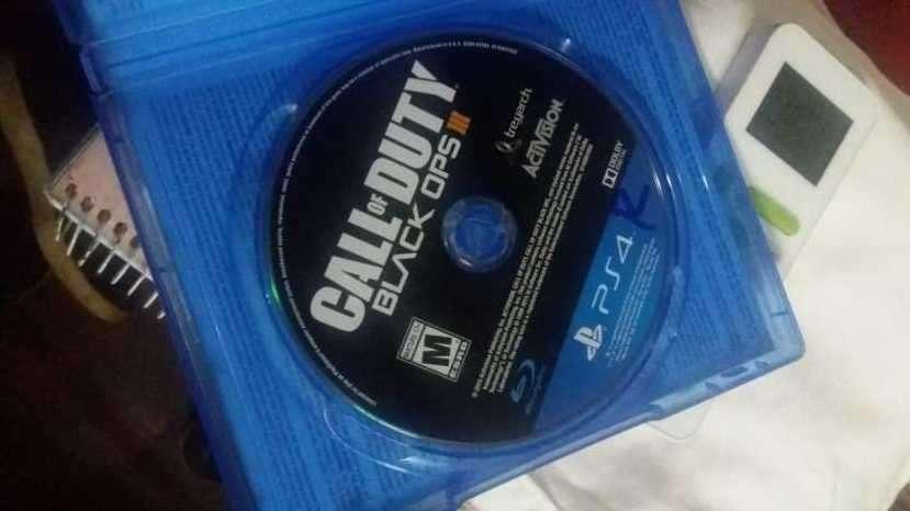 Juego para PS4 - 1