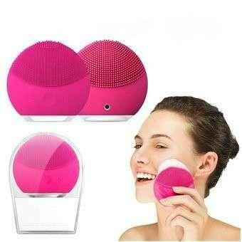 Limpiador y masajeador facial - 1