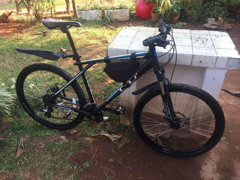 Bicicleta GT Aggressor 1.0 - 1