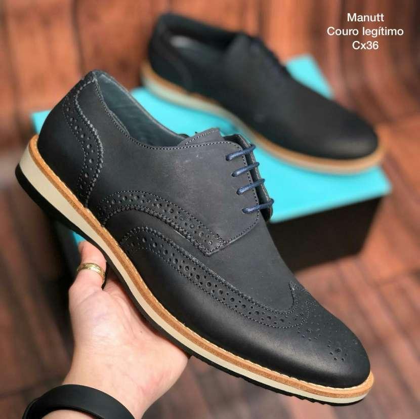 zapatos de cuero - 1