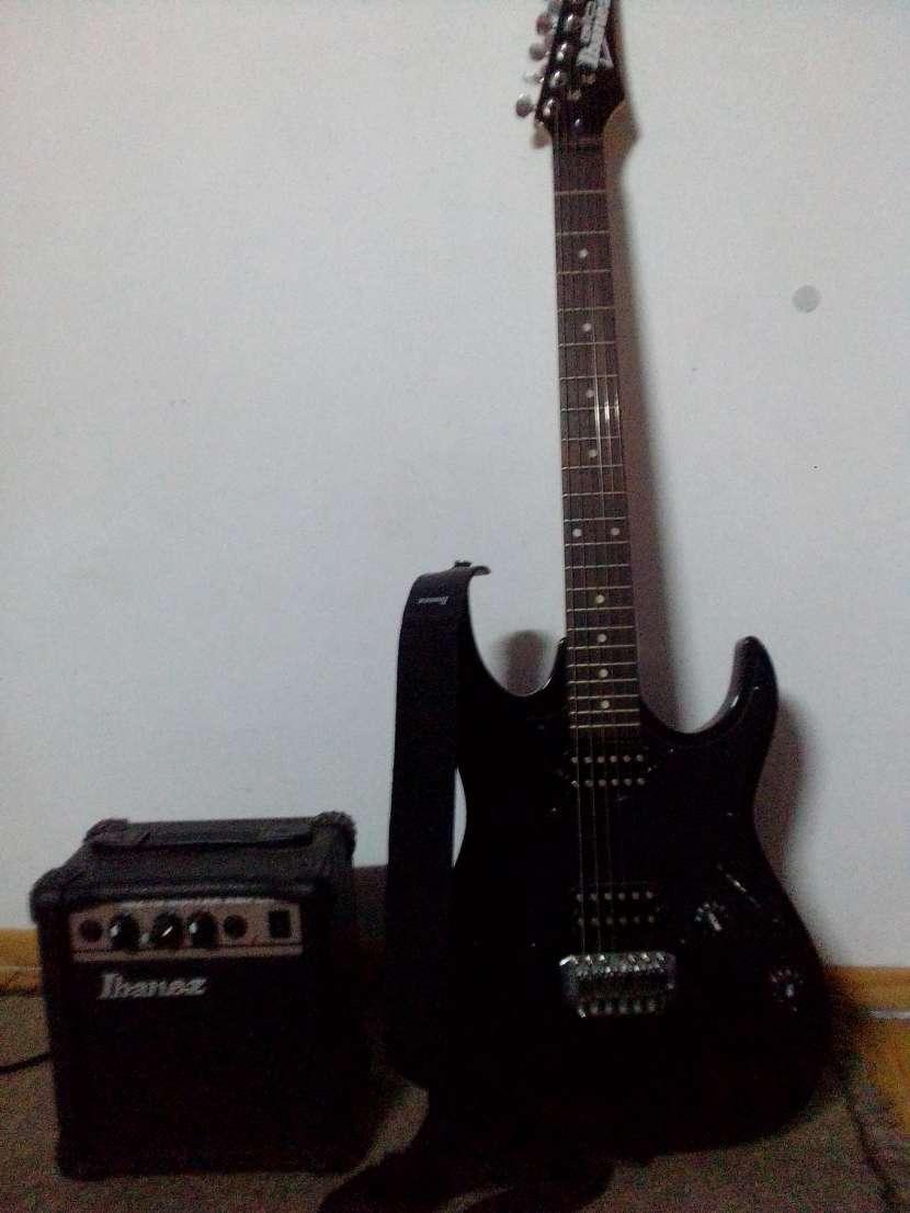 Guitarra eléctrica Ibanez - 3
