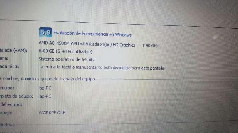 Notebook HP - 5