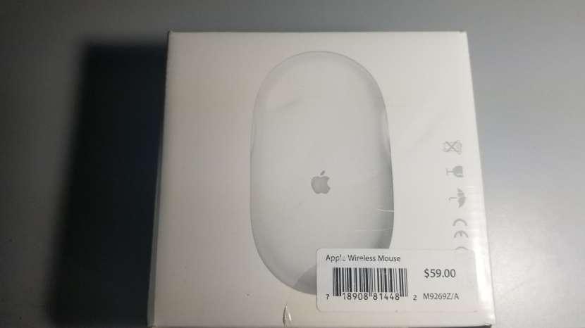Mouse Apple usado - 3